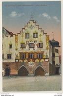AK  Villingen Altes Rathaus _ 1921 _ Kleinformat _ Ansichtskarte - Villingen - Schwenningen