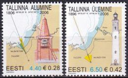 ESTLAND 2006 Mi-Nr. 552/53 ** MNH - Estonia