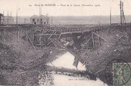 14 MOHON                      La Gare                       Pont De La Vence - Autres Communes