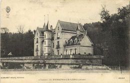 Chateau De BESSONS LE LONG (Aisne) RV - Francia