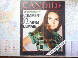 Candide N°334 18 Septembre 1967 Comment On S'aimera Demain / Staline / Régine / Luis Bunuel ... - Testi Generali