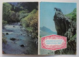 Armenia. Set Of 23 Postcards. 1977-78 - Armenia