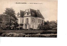 CP SAINT BRIAC  BLANC-CASTEL - Saint-Briac