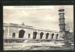 AK Lahore, Jahangir`s Tomb, Shadara - Postkaarten