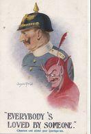 Illustrateur - Donald McGILL  Chacun Est Aimé Par Quelqu'un ( Militaria Satirique ) - Mc Gill, Donald