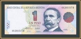 Argentina 1 Pesos 1994 P-339 (339b) UNC - Argentine