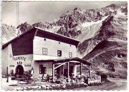 (05). 2358. Col Du Lauratet. Chalet La Tourmente & 2553 & 556 - France