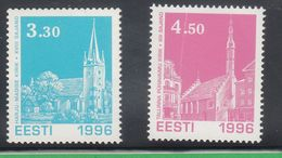 Estonia 1996 - Natale Nuovi - - Estonia