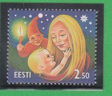 Estonia 1996 - Natale Nuovo - - Estonia