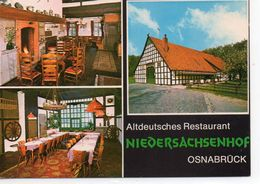 Osnabrück Restaurant Niedersachsenhof - Osnabrueck