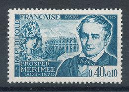 1624** Prosper Mérimée - France