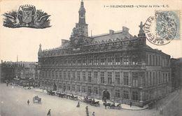 PIE-20-FD-875 : VALENCIENNES. HOTEL DE VILLE - Valenciennes