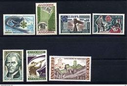 Andorre  -  Années Complètes  :  1976  ** - Années Complètes