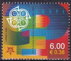 ESTLAND 2006 Mi-Nr. 537 ** MNH - Estonia