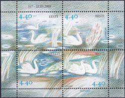 ESTLAND 2005 Mi-Nr. Block 22 ** MNH - Estonia