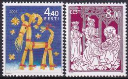 ESTLAND 2005 Mi-Nr. 535/36 ** MNH - Estonia
