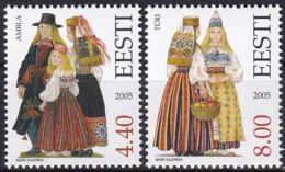ESTLAND 2005 Mi-Nr. 533/34 ** MNH - Estonia