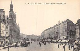 PIE-20-FD-883 : VALENCIENNES. PLACE D'ARMES. - Valenciennes