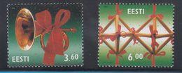 Estonia 2000 - Natale Nuovi - - Estonia