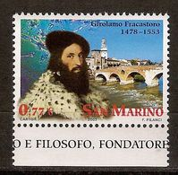 "(Fb).San Marino.2003.""Veronaphil"".Serie Completa Nuova,integra (119-20) - San Marino"