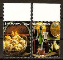 "(Fb).San Marino.2005.""Europa"".Serie Completa Nuova,integra (121-20) - San Marino"