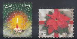 Estonia 2004 - Natale Nuovi - - Estonia