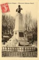 84 - L'ISLE SUR SORGUE - MONUMENT ALPHONSE BENOIT - L'Isle Sur Sorgue