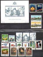 San Marino 1981 - Annata 1981 Completa Sottofacciale MNH ** Leggere Descrizione - Saint-Marin