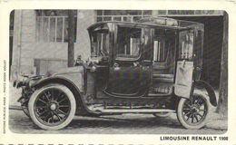 LIMOUSINE RENAULT 1908 RV - Toerisme