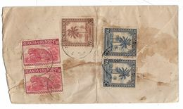 RUANDA-URINDI REGISTERED AIRMAIL COVER TO PAKISTAN. - 1924-44: Lettres