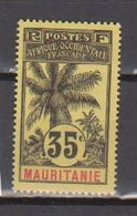 MAURITANIE         N°  YVERT    9  NEUF AVEC CHARNIERES      ( CHARN  03/ 36 ) - Nuevos