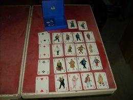 Tintin  Hergé  Double Jeux De Cartes Complet Sous Blister - Livres, BD, Revues