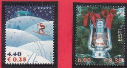 Estonia 2006 - Natale Nuovi - - Estonia