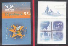 Estonia 2007 - Natale Nuovi - - Estonia