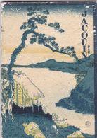 Petit Calendrier,japonnisant De 1938,tres Beau - Calendars