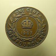 Newfoundland 1 Cent 1907 - Canada
