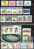 San Marino 1988 - Annata 1988 Completa Sottofacciale MNH ** Leggere Descrizione - Saint-Marin