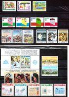 San Marino 1989 - Annata 1989 Completa Sottofacciale MNH ** Leggere Descrizione - Saint-Marin