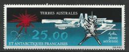 "TAAF Aerien YT 78 (PA) "" Tableau "" 1982 Neuf** - Airmail"