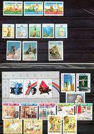 San Marino 1991 - Annata 1991 Completa Sottofacciale MNH ** Leggere Descrizione - Saint-Marin