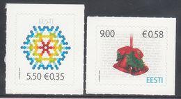 Estonia 2009 - Natale Nuovi - - Estonia