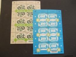 ESTONIA  2012. CEPT SHEETLET    MNH **. (EU2010-09-2000) - Europa-CEPT
