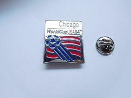Beau Pin's , Football , Coupe Du Monde USA 94 , World Cup , Chicago - Fútbol
