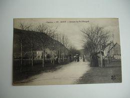 Cpa 19 Bort Les Orgues  Avenue Pre Mongeal - Andere Gemeenten