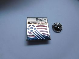 Beau Pin's , Football , Coupe Du Monde USA 94 , World Cup , Boston - Fútbol