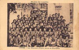 China - ZHUOZHOU Cho-Chou - The Scout Troop Of The Lazarist Mission - Publ. Mission Des Lazaristes - Chine