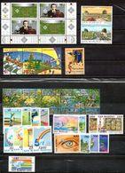 San Marino 1995 - Annata 1995 Completa Sottofacciale MNH ** Leggere Descrizione - Saint-Marin