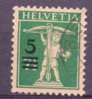 HELVETIA 1930: Mi 240 / YT 240, O - FREE SHIPPING ABOVE 10 EURO - Usados