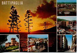 Battipaglia - Vedutine (viaggiata 1982) - Battipaglia