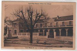 CPA 04 : LES MEES (B.-A.) - Groupe Scolaire Pasteur - Ed. IMA Vial à Digne - Enseignement - Autres Communes